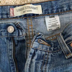 Levi's 569 Men's Jeans
